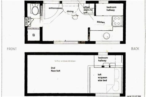 tiny home floorplans this woman built her own chemical free tiny home