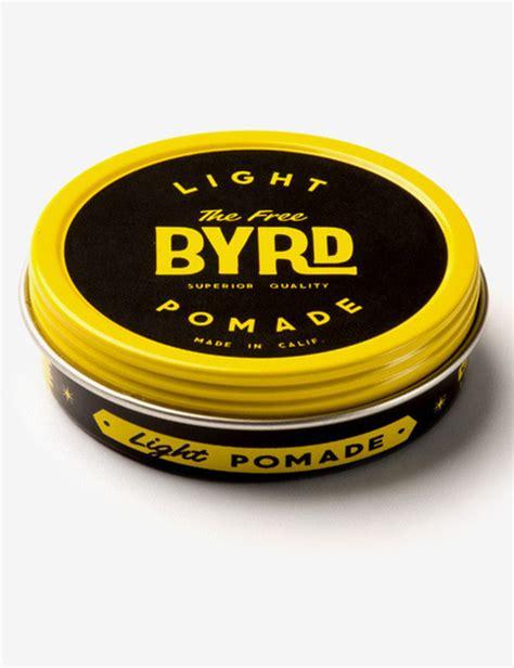 Pomade Light byrd light pomade 30ml slick styles