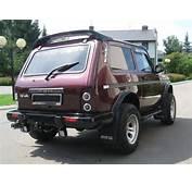 Lada 4x4 Niva RUSSIAN AUTO TUNING  YouTube
