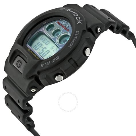 G Shock Digital Black Huruf g shock watches digital black