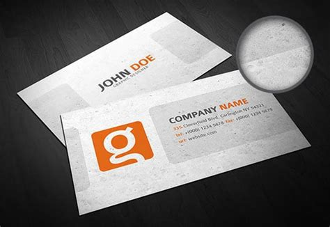 business card back template 100 free business card templates designrfix