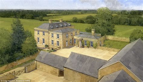 Farmhouse Design Plans by Jeremy Clarkson Blows Up Cotswold Farmhouse To Make Way