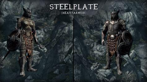 skyrim steel plate armor skyrim steel plate armor heavy armor arador