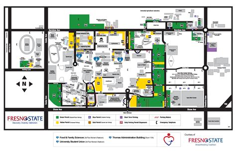 fresno state cus map fresno state email images