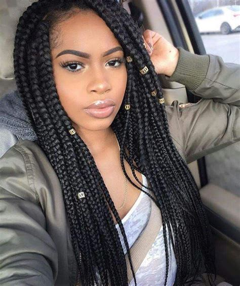 black hairstyles photo long in back twist in front box braids braids twists faux locs pinterest box