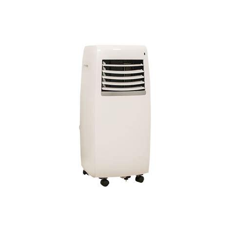 Avallon APAC100W White 10,000 BTU 350 Square Foot 110 120V Portable Air Conditioner with Remote