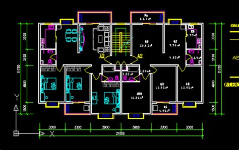 home design autocad free download ordinary residential building design cad drawings free