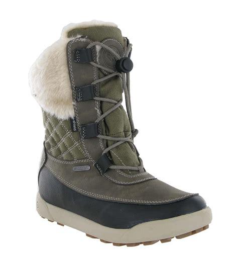 womens waterproof winter boots womens hi tec dubois 200 insulated thermal waterproof