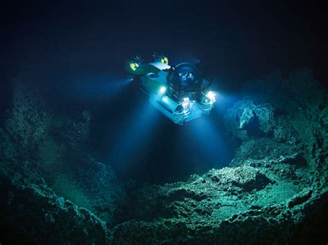 Sea Floor Exploration by Exploring The Deepest Recesses Of The Planet National