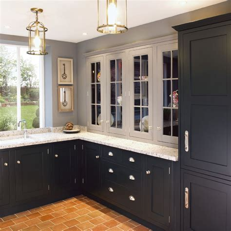 Black Shaker Kitchen Cabinets Black Shaker Kitchen Cabinets Find The Best Shaker Kitchen Cabinets For The Modern Sense