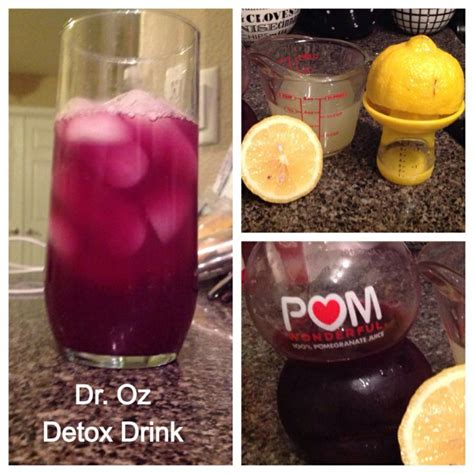 Does Pomegranate Juice Detox by Dr Oz 48 Cleanse Drink Pom Healthy Eats