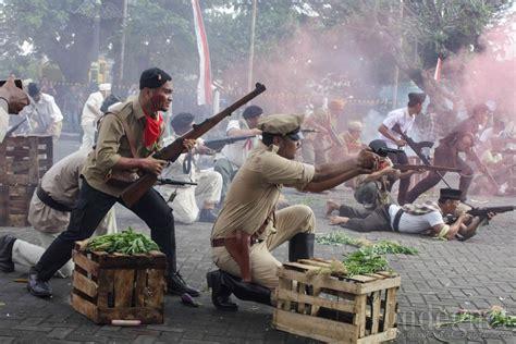 drama teatrikal peringati serangan umum  maret  yogya