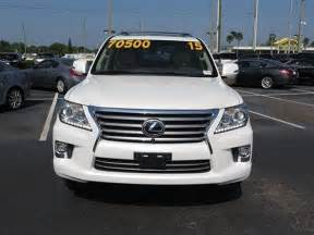 Used Lexus Suvs 2015 Lexus Lx570 Suv Used Car For Sale In United Arab