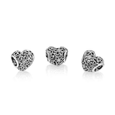 Pandora Charm P 670 pandora blooming charm 796264cz greed jewellery