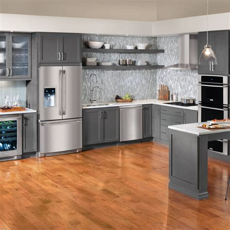 2017 kitchen trends slate gray refrigerators diy style