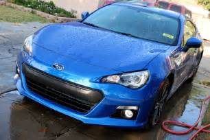Subaru Rally Blue My New 2013 World Rally Blue Subaru Brz Car Wash By