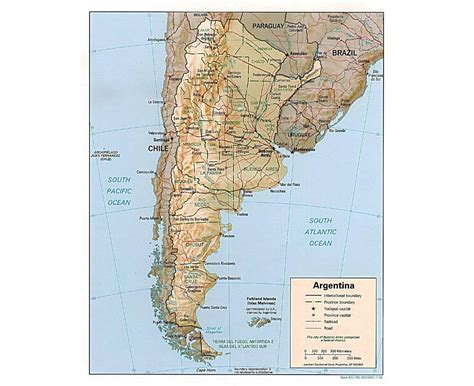 map of argentina cities maps of argentina detailed map of argentina in