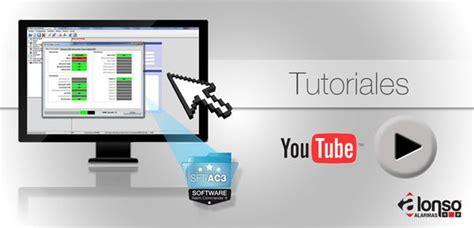 html tutorial software aprenda como programar la alarma de alonso hnos