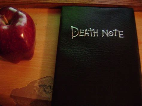ps3 themes 187 death note fin real life death note by akoora on deviantart