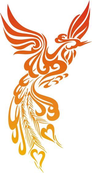 phoenix rising from the ashes tattoo designs meaning ideas bird