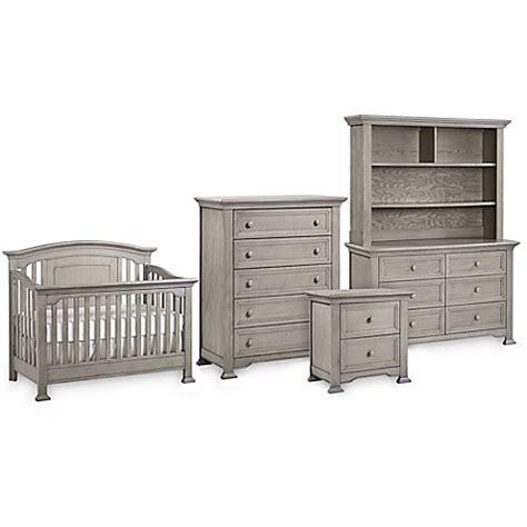 kingsley brunswick nursery furniture collection  ash