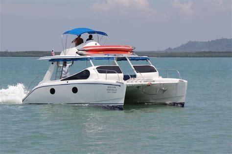 catamaran power boat brands 2012 custom made open catamaran 29 power boat for sale