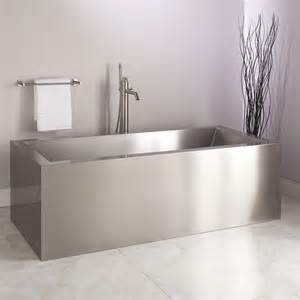 remove a stainless steel bathtub the homy design