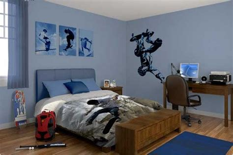 Boys Sports Bedroom by Boys Sports Theme Bedrooms Room Design Ideas