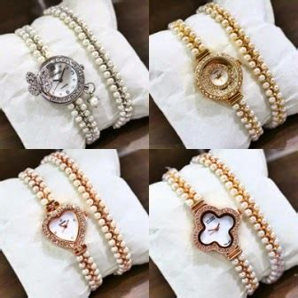welcome to sky3den shop jam tangan chanel lilit mutiara