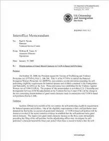 immigration cover letter affidavit of moral character for immigration
