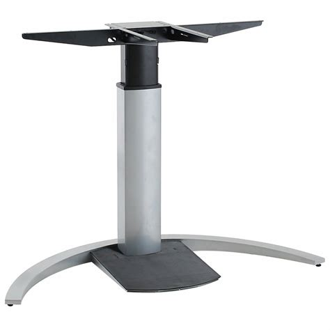 sit stand desk base shop conset 501 19 8x120 design electric sit stand desk base