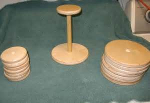 diy wooden hat stand   alan