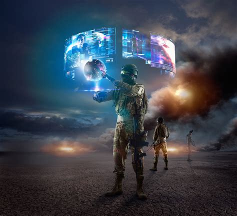 Wallpapers Futuristic Virtual Balls Android Wallpapers | wallpaper soldier virtual reality virtual technology