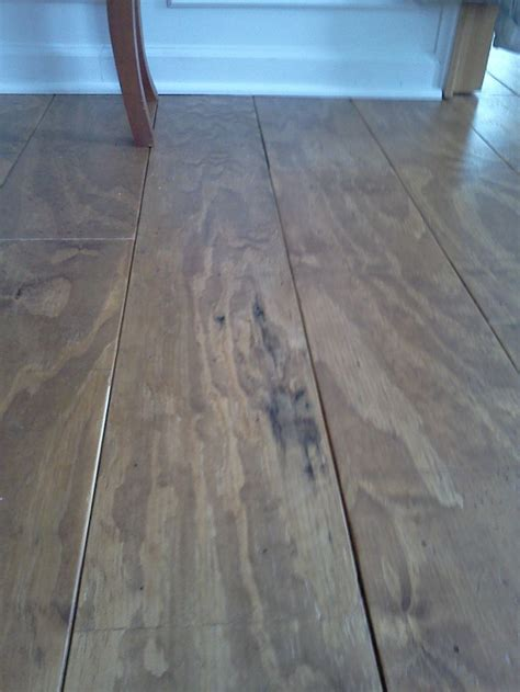 Distressed Plywood Floor - 17 best images about plywood floors on