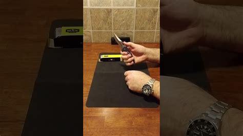 lt buck walmart exclusive buck 715 ascend lt knife review