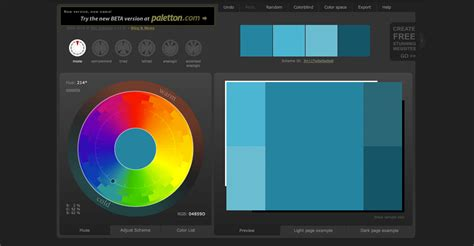 color scheme maker how to pick the best color palette for your project with