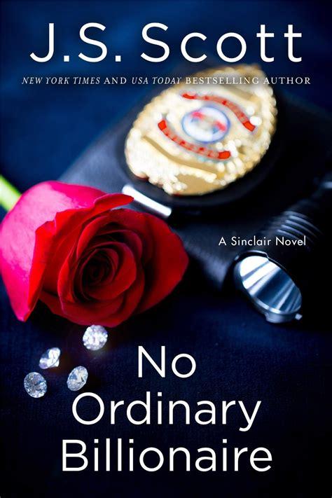 Novel Js No Ordinary Billionaire Kolpri No Ordinary Billionaire