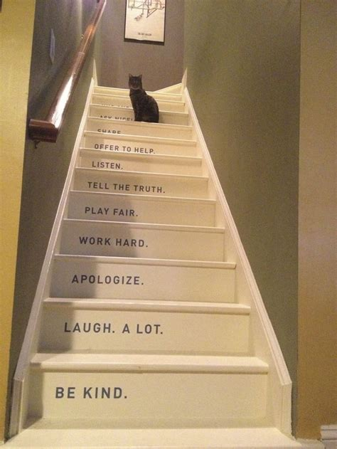 House Rules Design Your Home by 17 Best Ideas About Basement Steps On Pinterest Painted