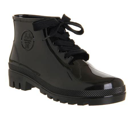 juju juju jelly boot black ankle boots