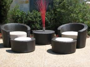 Outdoor Patio Furniture Sets Luxury Outdoor Furniture Creating A High End Garden On The Cheap