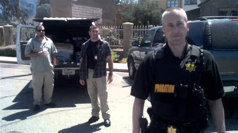 Officer In San Diego by Probation San Diego As Usual