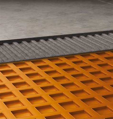 schluter ditra waterproof membrane tile underlayment 54 square feet schillings