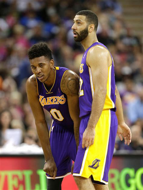 Really The Lakers by Nick Confident He Will Reach Agreement To