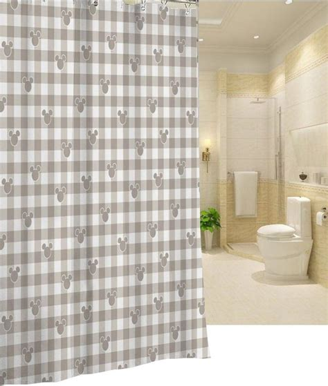 mickey shower curtain 25 best ideas about mickey mouse curtains on pinterest