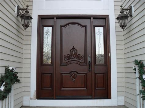 Door Front Design Top 15 Exterior Door Models And Designs Mostbeautifulthings