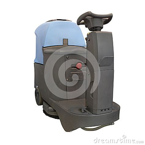 Floor Washing Machine by Floor Washing Machine Royalty Free Stock Images Image