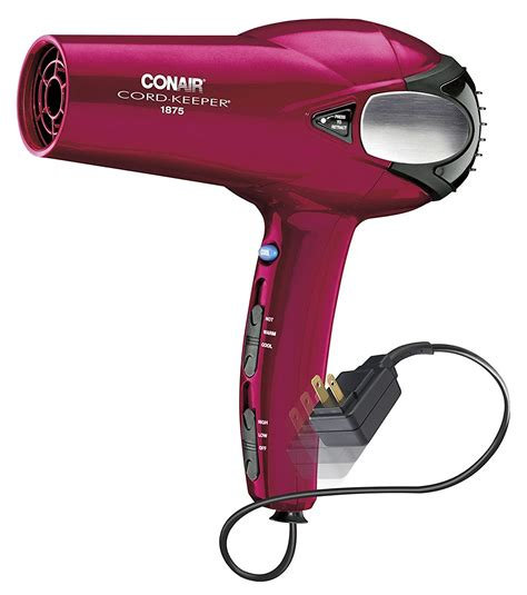 Hair Dryer Reviews Conair conair cord keeper hair dryer review 2 in 1 styler
