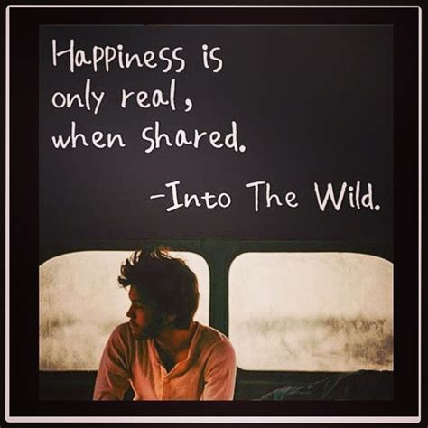 chris mccandless quotes christopher mccandless quotes happiness quotesgram