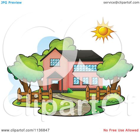 House Of The Sun 1 2 92 lake cottage clipart cottage lake clipart explore pictures house cliparts 2859443 garden