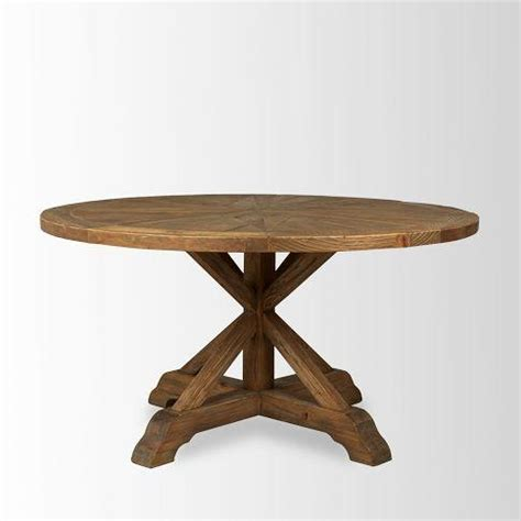 west elm round table bleached pine round dining table west elm